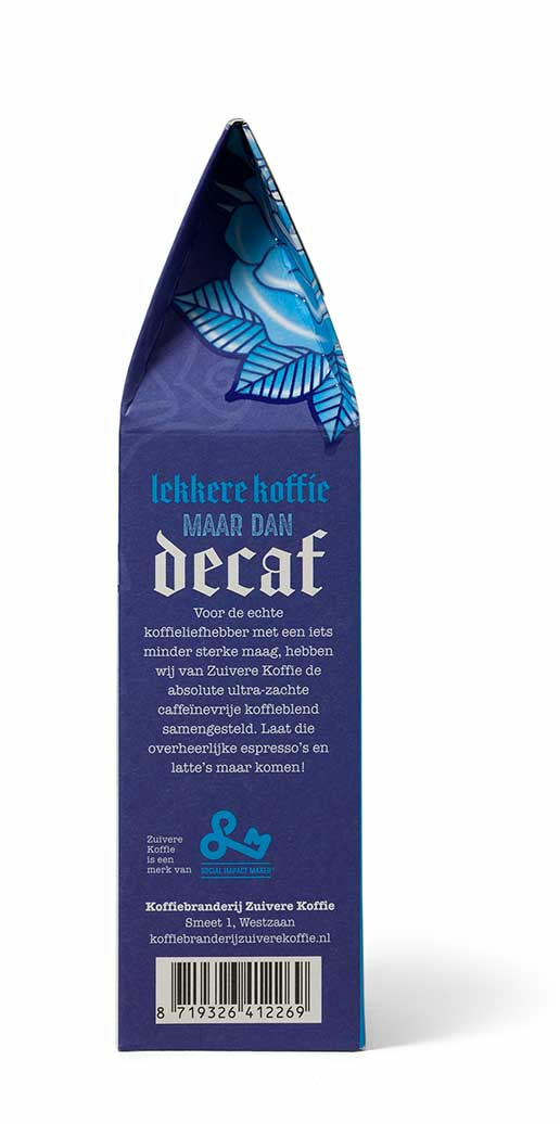 Decaf Zij small