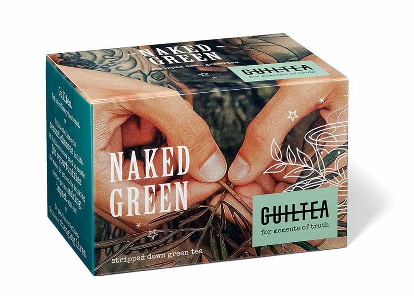 Naked green small