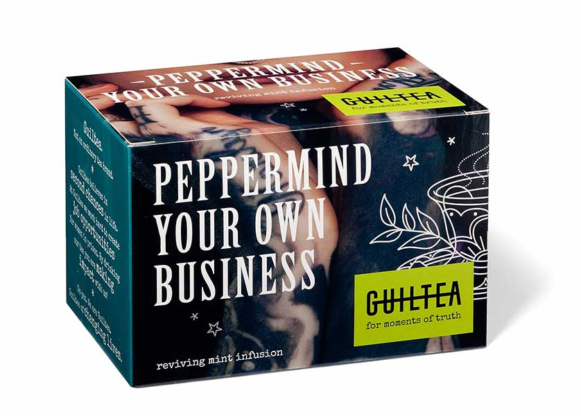 Peppermind your own business
