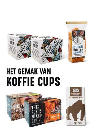cups en thee pakket